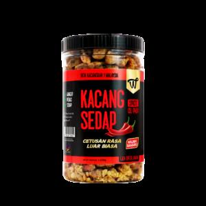 Wanys Kacang Sedap Spicy