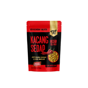Wanys Kacang Sedap Spicy Pouch